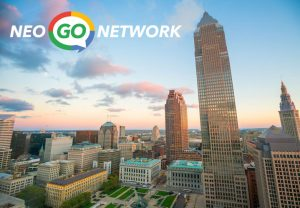 neoGOnetwork is set up as a website to share networking events in Northeast Ohio