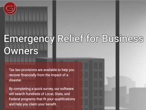 Emergency Relief for Businesses